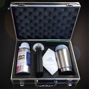 Image 2 - Revêtement de phares de voiture, Kit de réparation de phares de voiture, anti rayures, verre, polissage, 800g