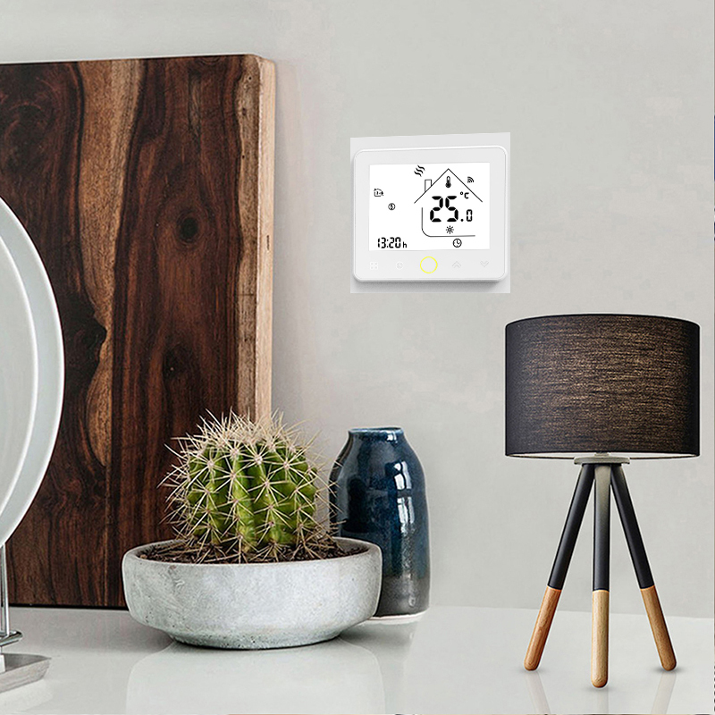H1faaa3a21d6c4b8891473f54cd490ef20 - Smart Wifi Thermostat for Lamps Fan Water Dispenser Water Heater Electric Pot TV Humidifier Light Boiler Wifi Switch Smart Home