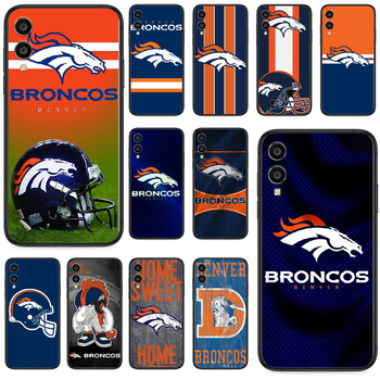 Denver Bronco American Football Phone case For Huawei Honor 10 10i 20 6A 7A 8 8A 8X 9 9X Play View 20 Lite Pro black cell cover image