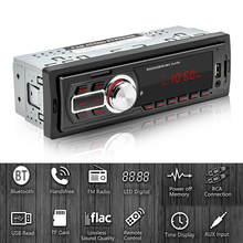 5208E Single 1 DIN Auto FM Radio Player Bluetooth USB 2,0 AUX in TF Karte U Disk Auto Stereo multimedia Audio MP3 Player Kopf Einheit