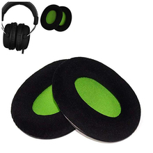 Memory Foam Ear Cushion For Kingston HyperX Cloud II KHX-HSCP-GM Headphones Replacement Earpads Pads Repair Parts Eh#