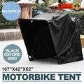 Сверхмощный навес для мотоцикла, навес, крышка для хранения гаража, палатка больших размеров для мотоциклов, крепкий металлический каркас, ...