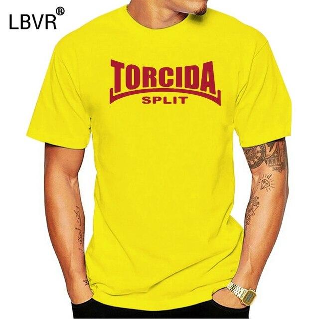 Torcida Split T Shirt Hajduk Ultras Croatia Hrvatska T Shirts Aliexpress