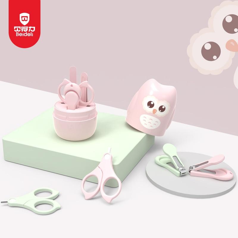 Baby Care Safe Nail Clipper Cutter Cartoon Baby Nail Trimmer Manicure Pedicure Clipper Cutter Scissors Kids Infant Nail Care