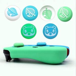 Силиконовый защитный чехол для Nintendo Switch Animal Crossing Joy cons Console Shell Caps Action Toy Figures Игровые фигурки и трансформеры      АлиЭкспресс