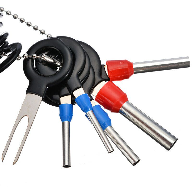 36PC Automotive Car Plug Terminal Remove Tool Car Electrical Wiring Crimp Connector Pin Repair Tool Extractor Kit Accessories