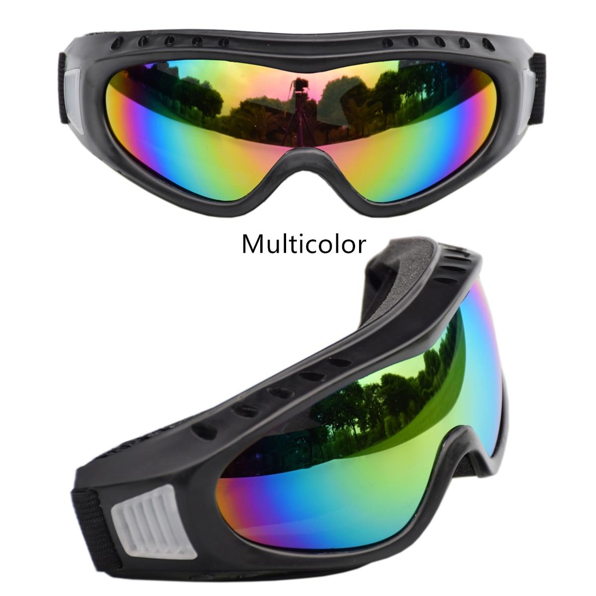 Anti-UV Ski Snowboard Goggles Sunglasses Eyewear Windproof Sports Equipment Professional Winter Ski Goggles For Kids Children