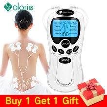 8 Modus Ems Elektrische Herald Tientallen Machine Acupunctuur Body Massage Digitale Therapie Massager Spierstimulator Electrostimulator