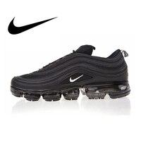 Original Authentic Nike Air VaporMax 97 Men's Running Shoes Sport Outdoor Sneakers Athletic Designer Good Quality Footwear