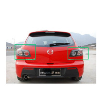 Car Left/Right Rear Bumper Outer Tail Lamp Tail Light For MAZDA 3 BK 2004-2009 Exterior