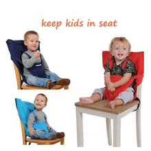 Baby Chair Portable Infant Seat Product Chair Seat Safety Belt Cover Feeding High Chair Harness Baby Chair Seat