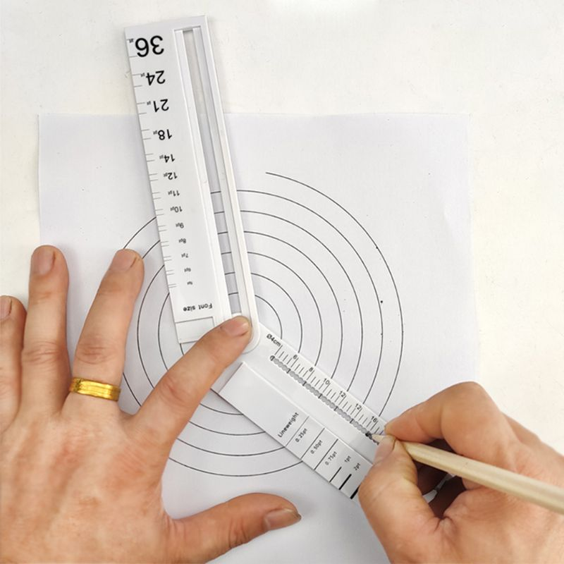 1pcs Simple Style 30cm Transparent Rectangle Ruler Protractor Student Stationery Drawing Tool Supplies LX9A