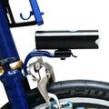 Складной велосипедный светильник TWTOPSE для Brompton  передний светильник с ЧПУ  300LM  2600 мАч  светильник светодиодный  Перезаряжаемый USB