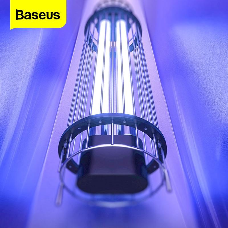 Baseus UV Light Mosquito Killer Lamp Photocatalytic Repellent Pest Trap Garden Courtyards Light Lantern Led Mosquito Zapper