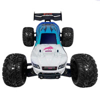 VKAR Racing BISON V3 1/10 2.4G 4WD 100km/h Brushless RC Car with Metal Bottom Plate RTR Model Remote Control Cars Kids Toys