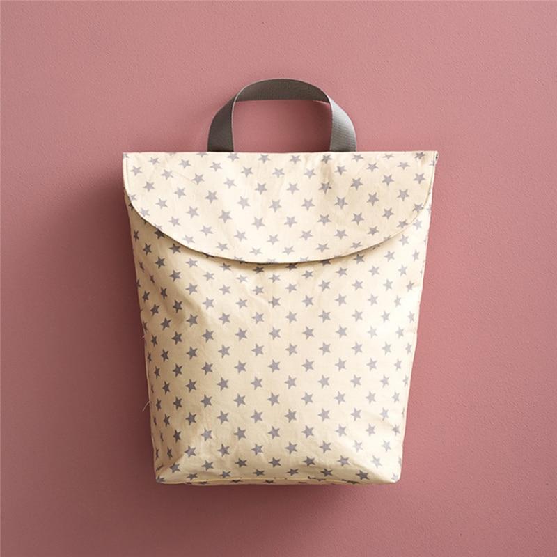 Multifunctional Baby Diaper Caddy Organizer Reusable Waterproof Fashion Prints Wet/Dry Bag Storage Bag Travel Nappy Bag