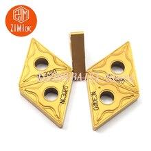 10 stücke TNMG220408 HM NC3020 hartmetall einsätze CNC drehmaschine schneiden werkzeuge drehen werkzeuge drehmaschine werkzeuge geeignet für stahl