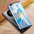 CHYI 3D Gebogene Film Für Huawei Mate 40 Pro Plus 5G Screen Protector Volle Abdeckung nano Hydrogel Film Mit werkzeuge Nicht Glas Keine blase