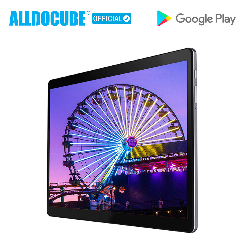 ALLDOCUBE IPlay10 Pro Tablet PC 10.1 Inch Android 9.0 MTK8163 1.5GHz Quad Core CPU 3GB 32GB 5.0MP Camera 2.4GHz WiFi Tablets