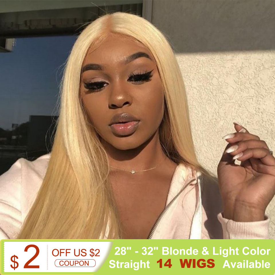 Bella Straight Synthetic Lace Front Wig 28