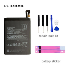 DCTENONE Phone Battery original BN45 battery 4000mAh for millet Redmi Note 5 battery redmi Note 5 replacement battery + tools