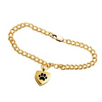 Heart  Paw  bracelets 3