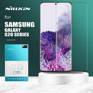 Image 1 - Per Samsung Galaxy Note 10 9 Nillkin CP + Max Copertura Completa 3D Temperato Protezione Dello Schermo di Vetro per Samsung S20 ultra S10 Più di Vetro