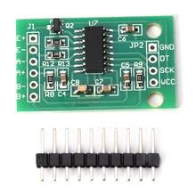 5Pcs HX711 Dual-Channel Weighing Sensor 24 Bit Weighing Sensor High Accuracy Pressure Sensor Module Accessory weighing sensor transmitter 485 weighing module modbus