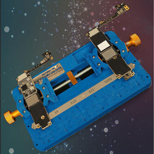 Mecánico Universal PCB soporte teléfono móvil placa madre accesorio de mantenimiento para iPhone A8 A9 A10 A11 A11 PCIE NAND estación de trabajo