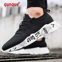 Zapatillas de deporte para Hombre Zapatos casuales cómodos de moda de malla para correr al aire libre Zapatos masculinos Zapatos Hombre recién llegado