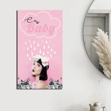 Melanie Martinez Canvas Painting Prints Living Room Home Decor Artwork Modern Wall Art Oil Posters Pictures Accessories
