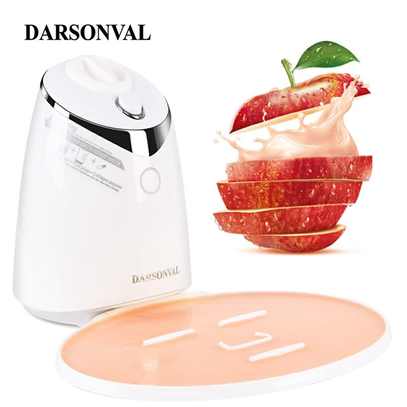 Face Mask Machine DIY Face Mask Maker Automatic Vegetable Face Mask Natural Collagen Fruit Face Mask Machine Beauty Facial SPA