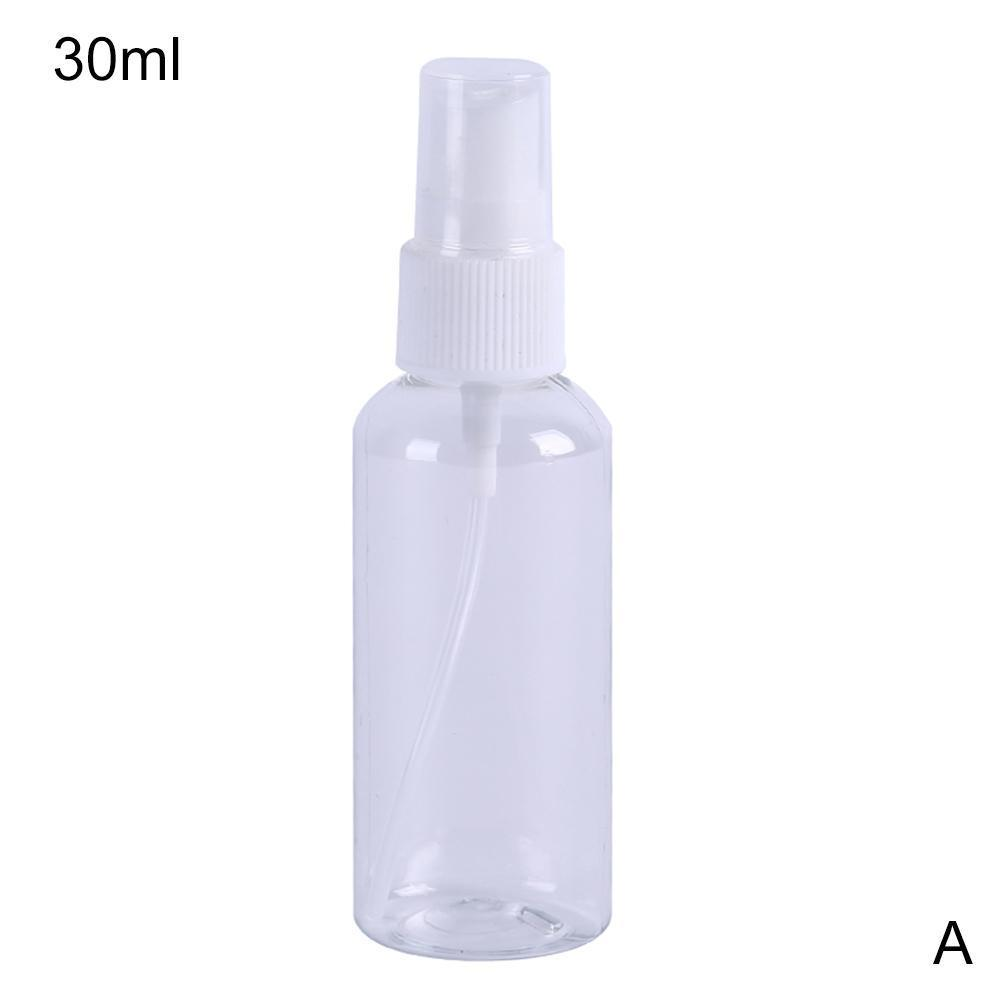 30ml/50ml/60ml Empty Spray Bottles Travel Perfume Pump Bottle Bottle Transparent Watering Container Can For Alcohol Small Y6Q3
