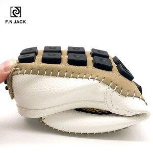 Image 5 - F.N.แจ็คPLUSขนาดรองเท้า 46 47 48 Mens Loafers Casualรองเท้าผู้ชายแฟชั่นหนังขับรถรองเท้าแตะผู้ชายรองเท้าman