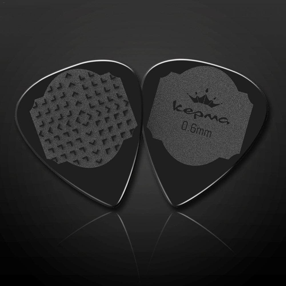 5pc Guitar Picks Dunlop John Petrucci Signature Jazz III 0.6mm Guitar Pick Plectrum Mediator Acoustic Electric Guitar Picks