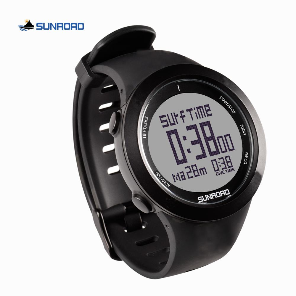 Permalink to SUNROAD Smart Scuba Free Snorkeling Diving Computer Watch for Underwater Sports with Large Screen Waterproof Casual
