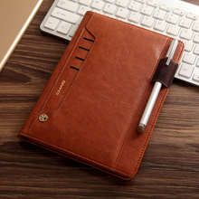 For Samsung Tab S3 T820 Leather Case Multi Wallet Flip Business Stand Smart Cover for Galaxy 9.7 inch T825