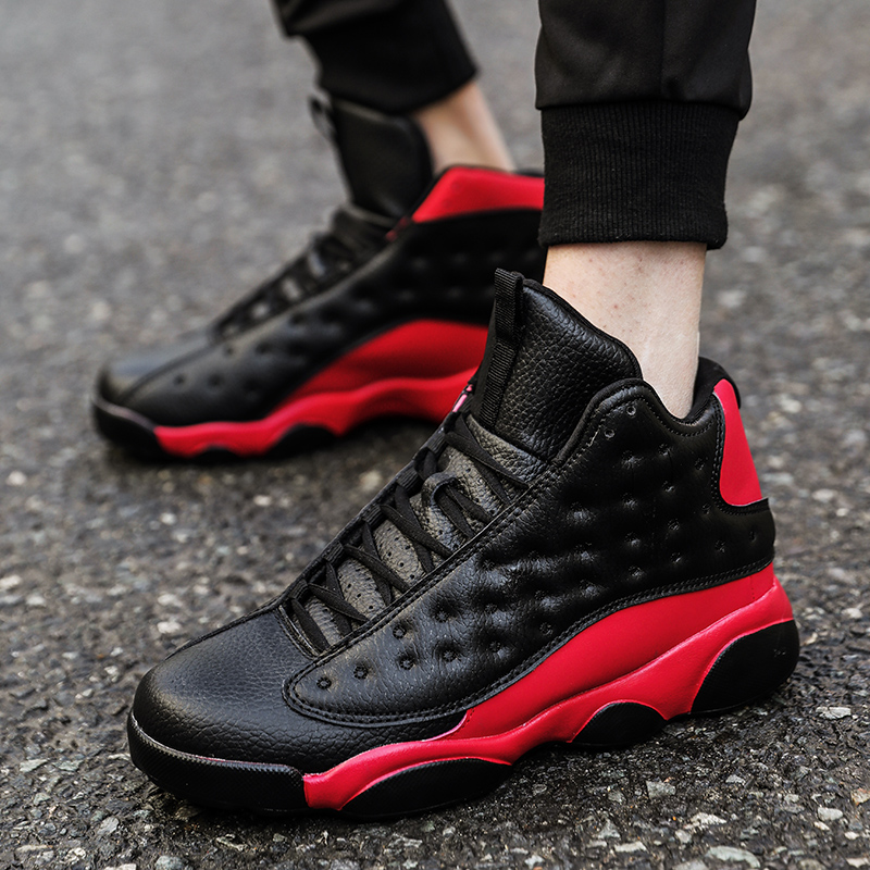 Men Jordans Basketball Shoes High Top Boots Breathable Nonslip Trainers Sport Sneakers Footwear Zapatillas Basquetbol