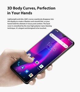 Image 3 - חדש אדום צבע Blackview A60 3G נייד טלפון אנדרואיד 8.1 Smartphone Quad Core 4080mAh נייד 1GB 16GB 6.1 אינץ 19.2:9 מסך