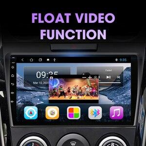 Image 4 - Jmcq Autoradio Android 10 Multimidia Video Speler Voor Mazda CX 7 Cx7 Cx 7 2008 2015 2 Din Drijvende venster Split Screen Speler