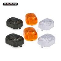 Lente de lâmpada de seta para motocicleta  acessórios para bmw f650gs f650st f650cs scarver f650 funduro g650gs
