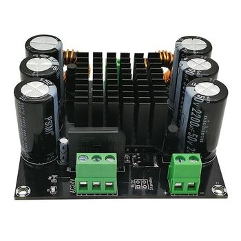 H-M253 TDA8954TH Core BTL Mode HIFI Class 420W High Power Mono Digital Amplifier Board D3-003 Audio Amplifier Board assembled 1200w powerful amplifier board mono hifi audio amp board with heatsink