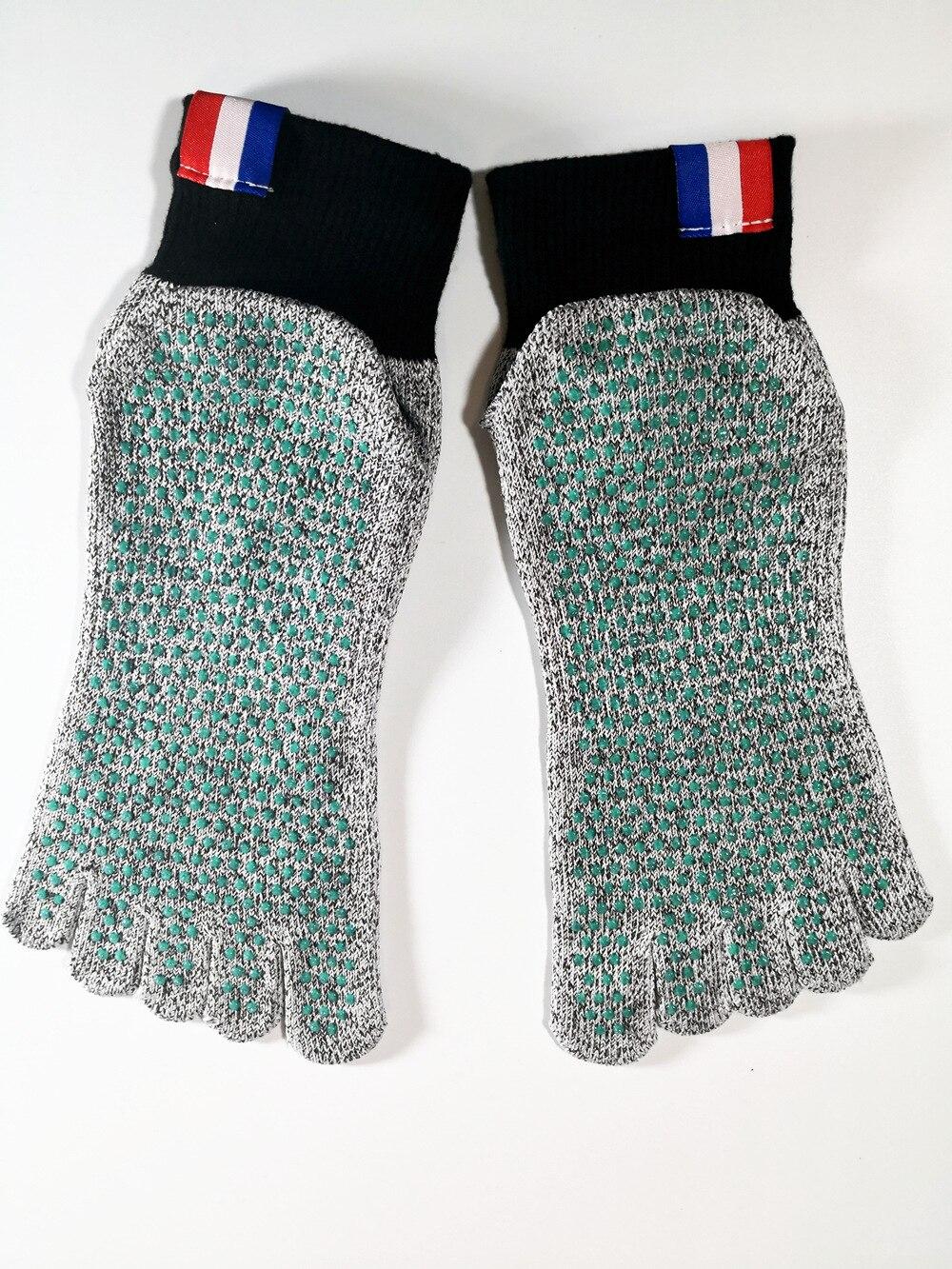 HPPE Kurze Strand Socken Tauchen Socken Nicht-slip Dive Schnorcheln Schwimmen Yoga 5 Toe Schnitt Beständig Socken Hohe Qualität