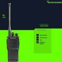 Quansheng Professional Walkie Talkie VHF UHF CB Ham Radio mobile radio stadion two way radio TG T8 intercom wireless portable