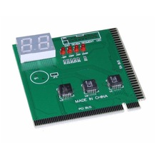 цена на Diagnosis card / new main board diagnosis card (large board) 2-bit desktop computer built-in PCI computer fault diagnosis card