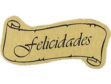 LABELS CONGRATULATION SIGNBOARD-ROLL 450 TAGS