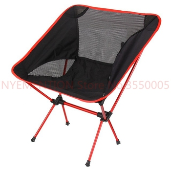 Ultra Light Folding Fishing Chair Seat for Outdoor Camping Leisure Picnic Beach Chair Other Fishing Tools 5pcs