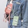 Чехол с именем на заказ для iPhone 11, 7, 8 Plus, X, XR, XS, 10, мягкий силиконовый чехол для телефона с ремешком, 12 Pro Max, чехол SE 2020, чехол «сделай сам»