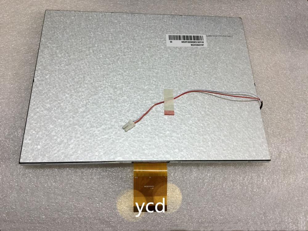 10 4 дюймов 60PIN ЖК-экран для машины внутренний экран TM104SDHG30 разрешение 800*600