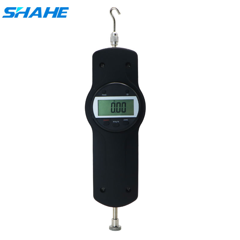 SHAHE SDF-200 Digital Force Gauge 200N Economic Dynamometer Force Gauge Push And Pull Tester Meter Measuring Instruments